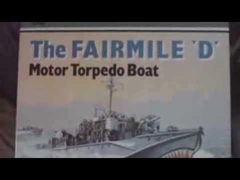 Anatomy of the Ship series BOOK REVIEWANATOMY OF THE SHIP SERIES THE FAIRMILE D MOTOR TORPEDO