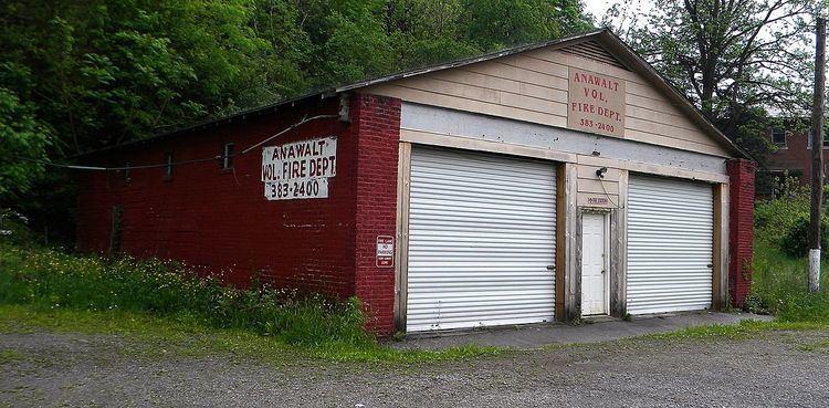 Anawalt, West Virginia