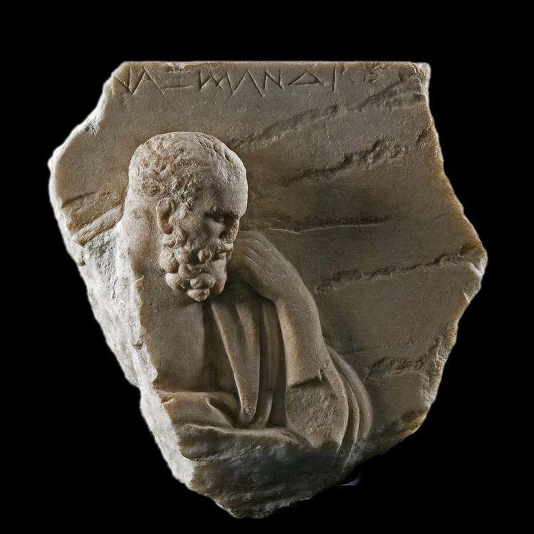 Anaximander Anaximander Wikipedia the free encyclopedia