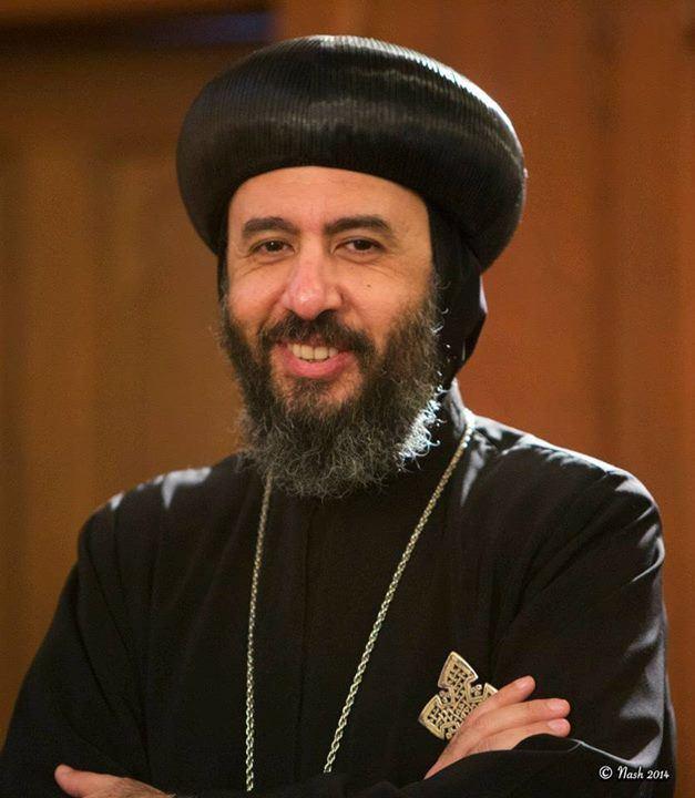 Anba Angaelos HG Bishop Angaelos39 Visit
