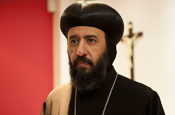 Anba Angaelos PRESS RELEASE His Grace Bishop Angaelos Statement about the murders