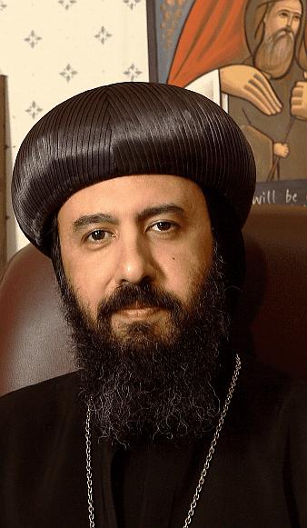 Anba Angaelos His Grace Bishop Angaelos General Bishop of the Coptic Orthodox