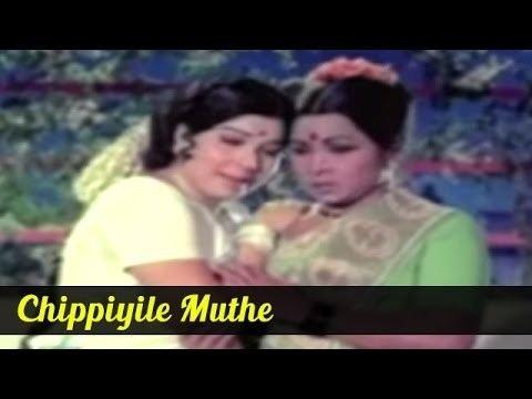Anbai Thedi Old Tamil Songs Chippiyile Muthe Sivaji Ganesan Jayalalithaa