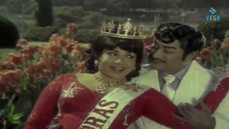 Anbai Thedi Chithira Mandapathil Video Song Sivaji Ganesan Jayalalitha