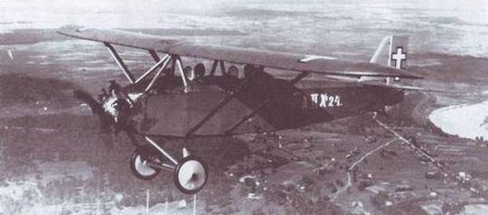 ANBO II ANBOII Lietuvos Aviacijos Istorija 1919 1940 m