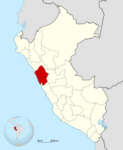 Ancash Region Wikipedia