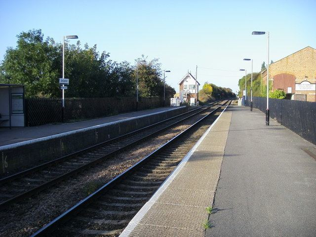Ancaster railway station