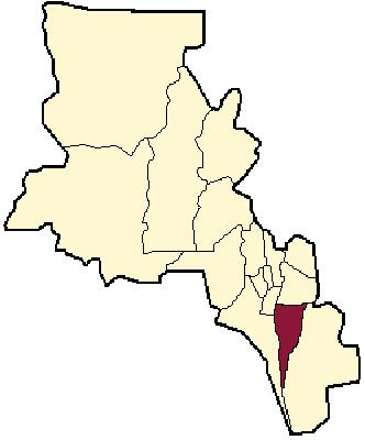 Ancasti Department