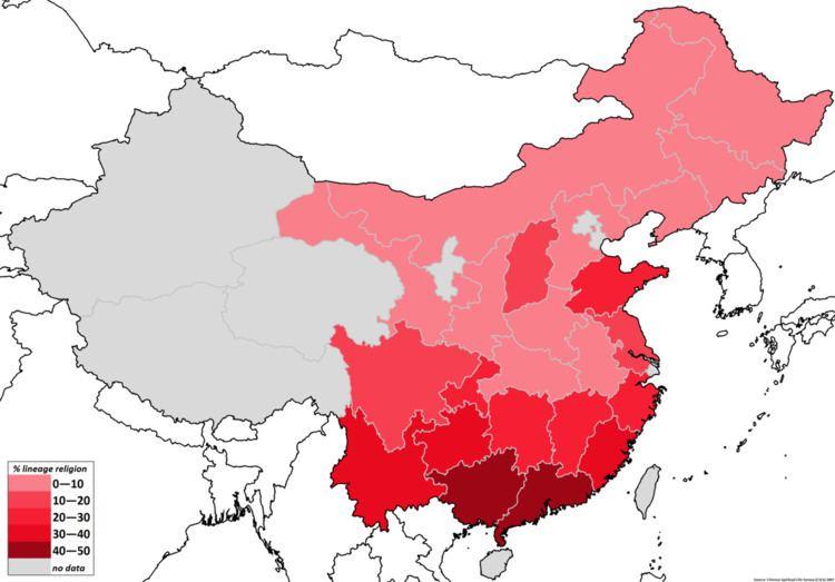 Ancestor veneration in China