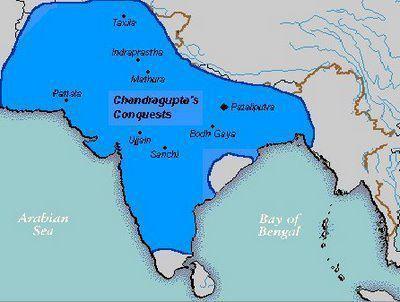 Ancestry of Chandragupta Maurya