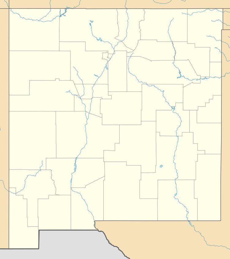 Ancho, New Mexico