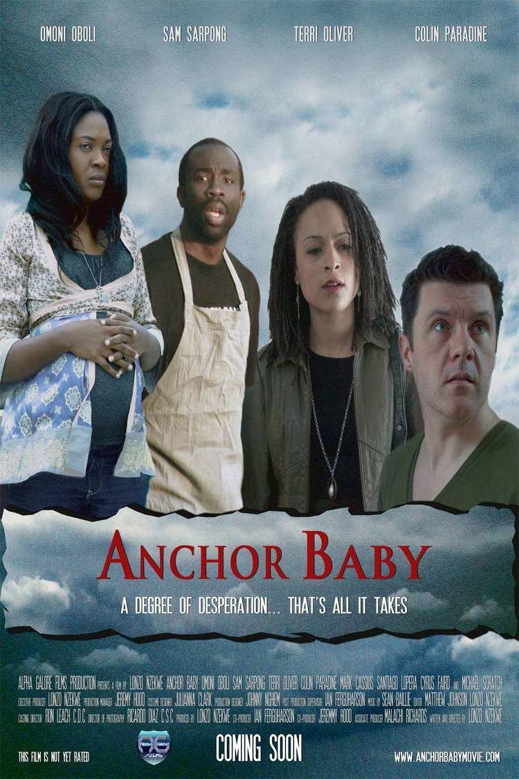 Anchor Baby (film) Anchor Baby in Nigerian Cinemas Soon December 10th 2010 TVMovies