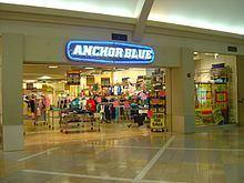 Anchor Blue Clothing Company httpsuploadwikimediaorgwikipediacommonsthu