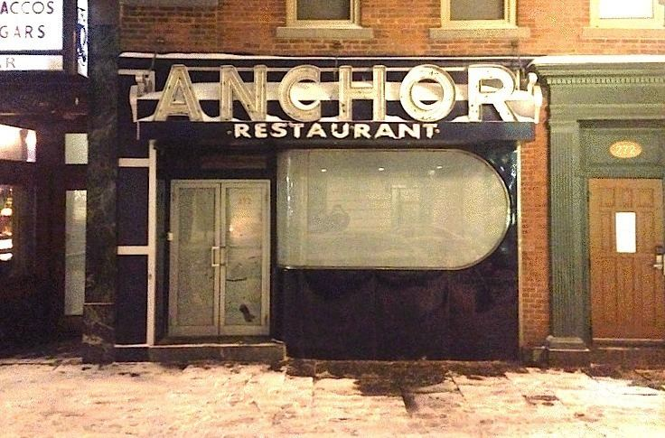 Anchor (New Haven bar)