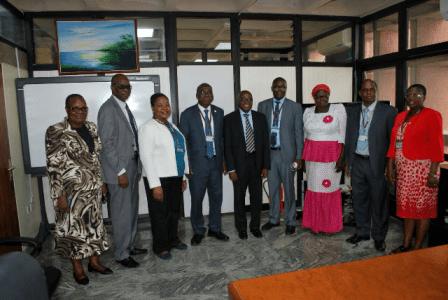 Anchor University Photo Anchor University board visits UNILAG PM NEWS Nigeria