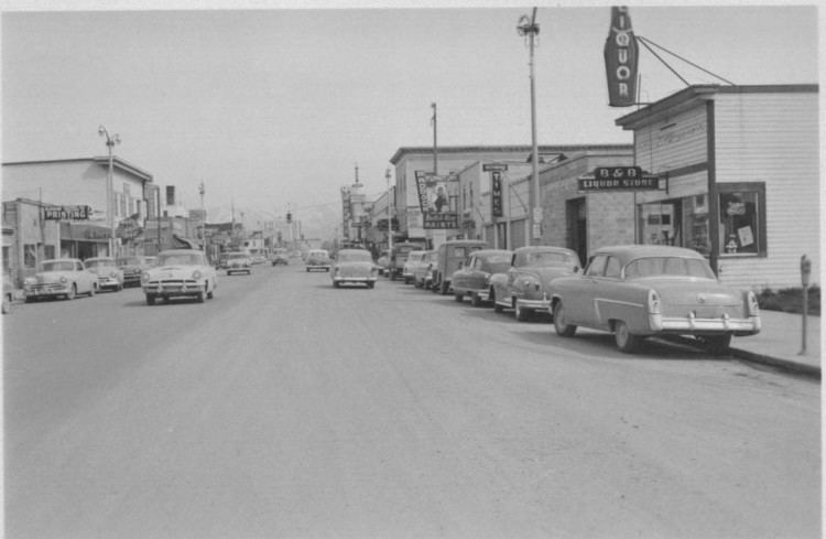 Anchorage, Alaska in the past, History of Anchorage, Alaska