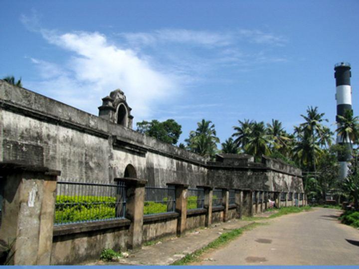 Anchuthengu Welcome to Trivandrum District Anchuthengu Anjuthengu Anjengo