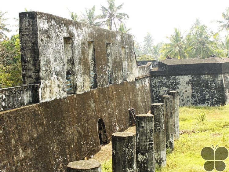 Anchuthengu Fort Photos of Anchuthengu Fort Varkala Kerala