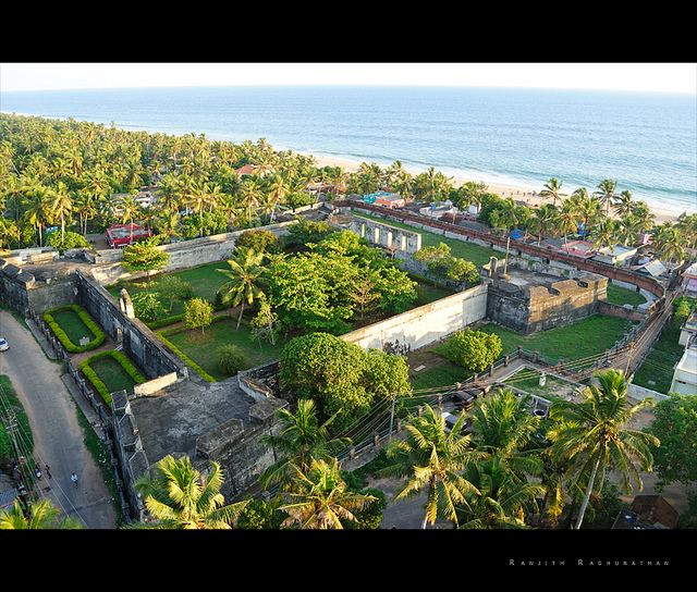Anchuthengu Fort The Historical Memmory of British East India Company The