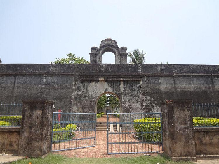 Anchuthengu Fort Anchuthengu Fort Anjengo Fort Anchuthengu Fort or Anjeng Flickr