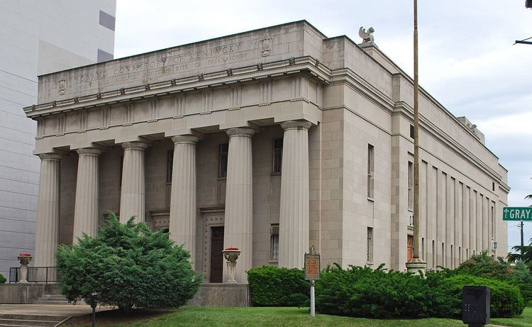 Ancient and Accepted Scottish Rite Temple