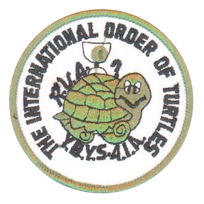 Ancient and Honorable Order of Turtles Are YOU a Turtle SquirrelFarts Drink Blog