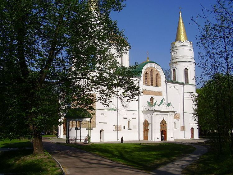 Ancient Chernihiv
