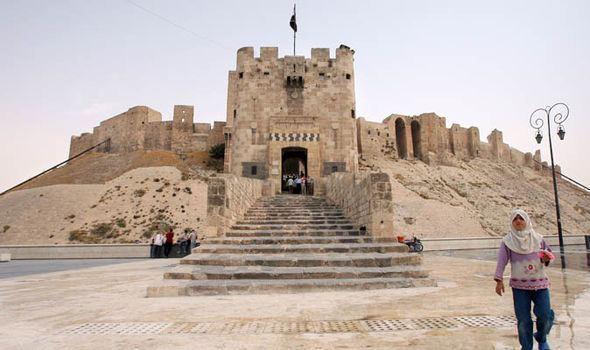 Ancient City of Aleppo What Is Aleppo
