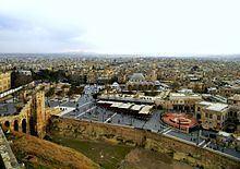 Ancient City of Aleppo Ancient City of Aleppo Wikipedia