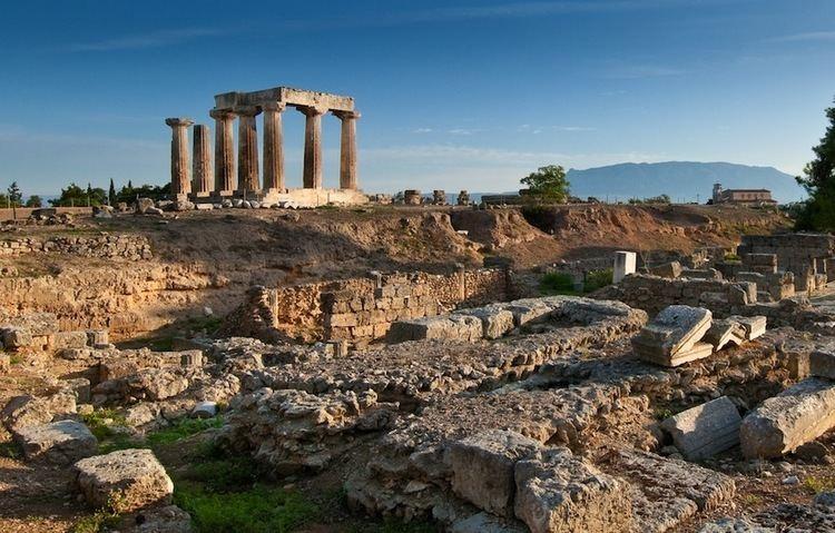 Ancient Corinth gotravelazcomwpcontentuploadsimagesCorinth7