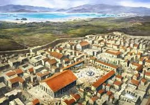 Ancient Corinth 10 Facts about Ancient Corinth Fact File