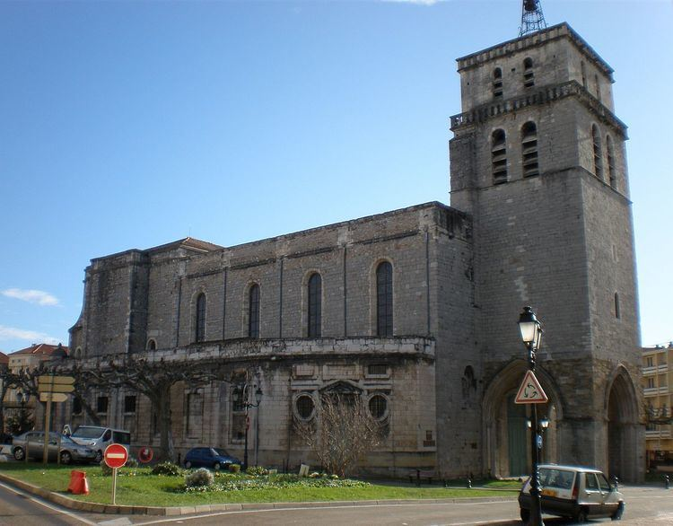 Ancient Diocese of Alais