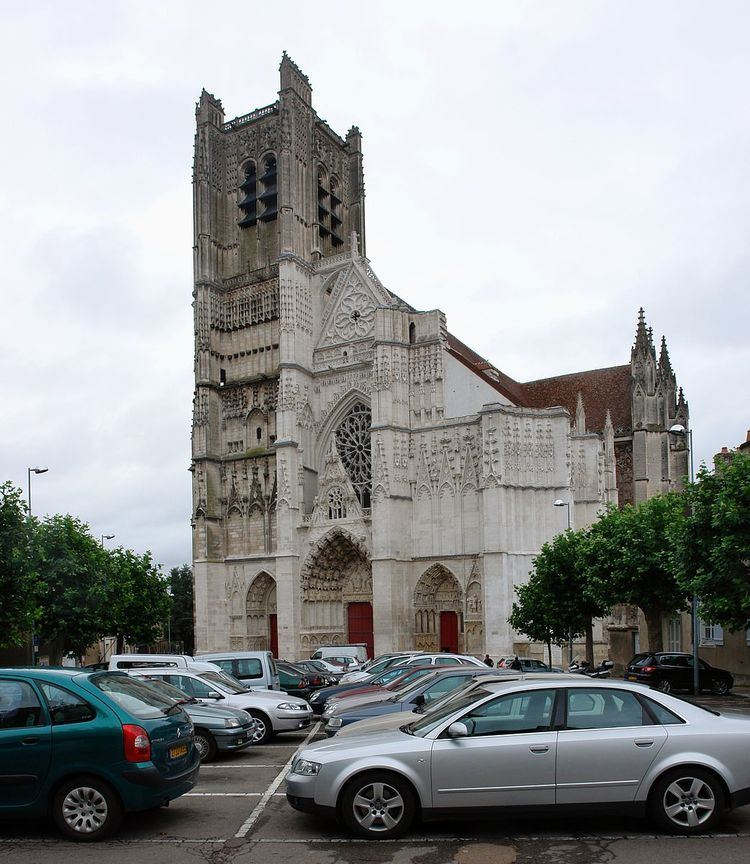Ancient Diocese of Auxerre