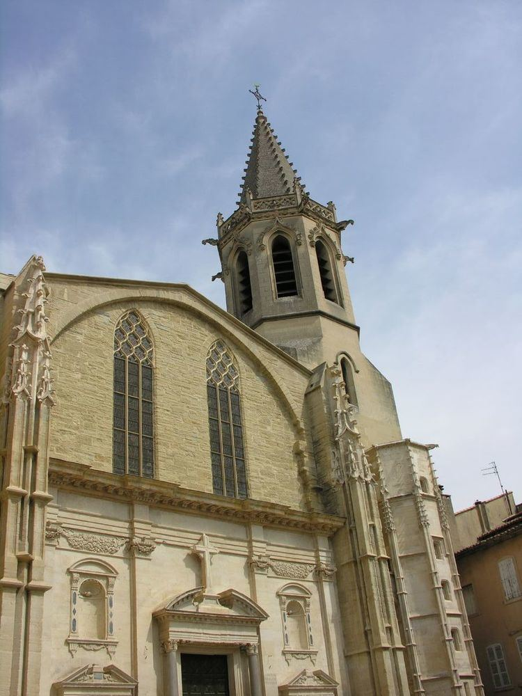 Ancient Diocese of Carpentras