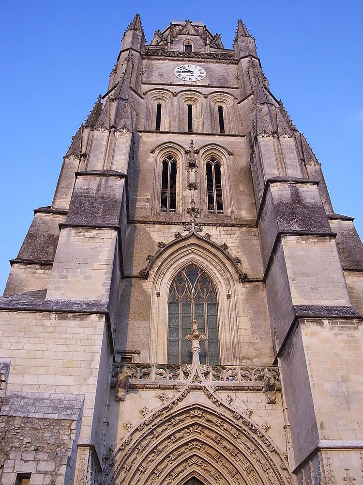 Ancient Diocese of Saintes