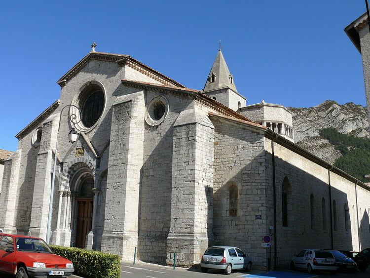 Ancient Diocese of Sisteron
