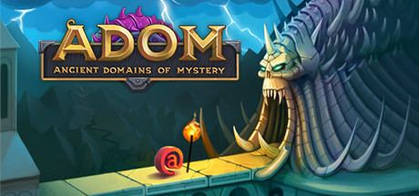 Ancient Domains of Mystery ADOM Ancient Domains Of Mystery on Steam