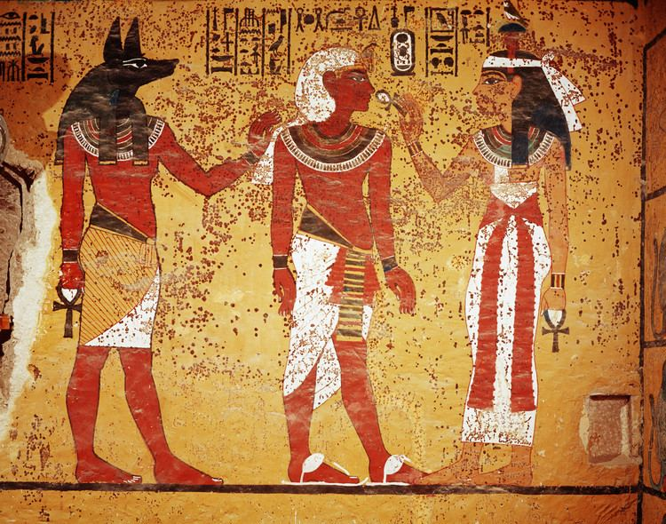 Ancient Egypt cdnhistorycomsites2201401kingtutwithgodsjpg