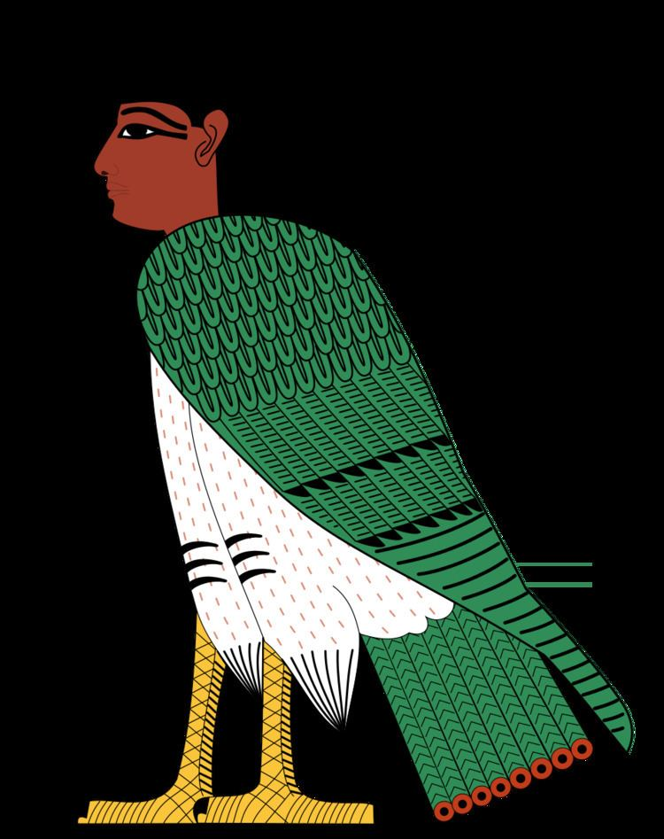 Ancient Egyptian concept of the soul