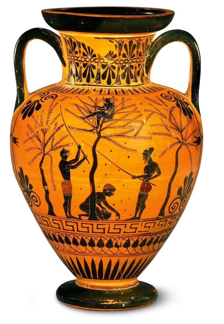 Ancient Greek art Ancient Greek Art For Kids Greek Pots DK Find Out