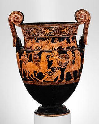 Ancient Greek art The Art of Classical Greece ca 480323 BC Essay Heilbrunn