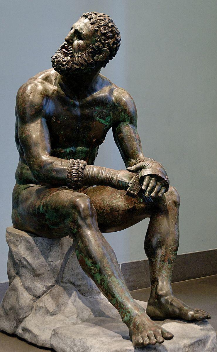 Ancient Greek boxing