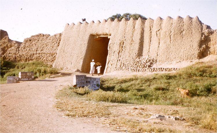 Ancient Kano City Walls iimgurcomgHSDrNdjpg