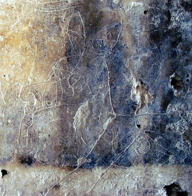 Ancient Maya graffiti