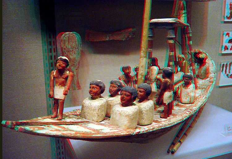 Ancient navies and vessels