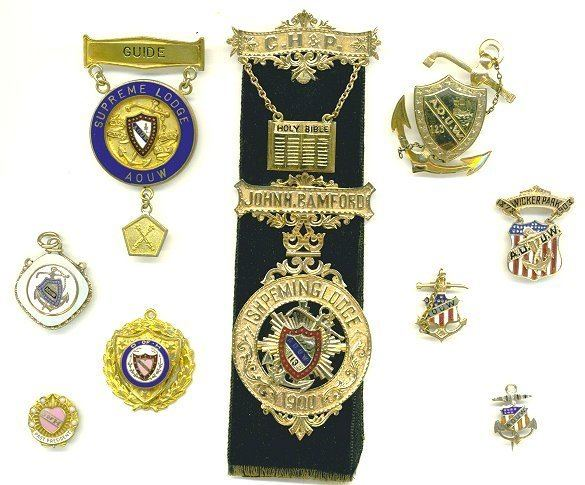 Ancient Order of United Workmen Ancient Order of United Workmen AOUW