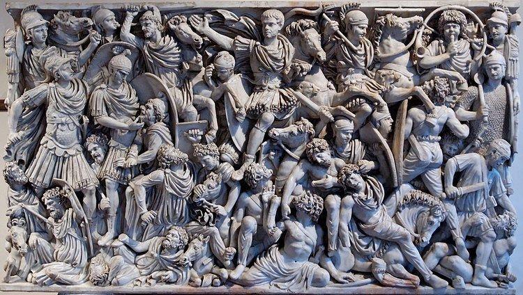 Ancient Roman sarcophagi