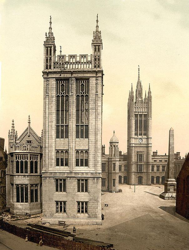 Ancient universities of Scotland