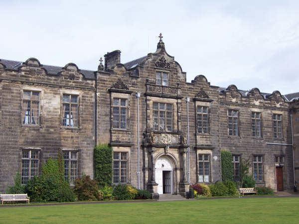 Ancient university governance in Scotland