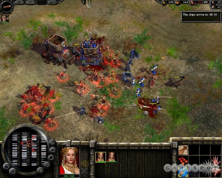 Ancient Wars: Sparta Ancient Wars Sparta Review GameSpot